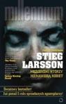 okladka (larsson - mezczyzni ktorzy nienawidza kobiet)
